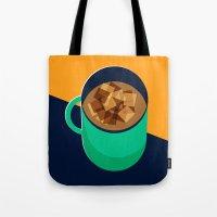 Mug Of Coffee Tote Bag