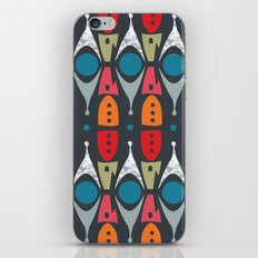 Rocket Parts 2 iPhone & iPod Skin