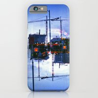 America Ducking The Ques… iPhone 6 Slim Case
