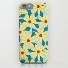 Gerbera Blue Slim Case iPhone 6s