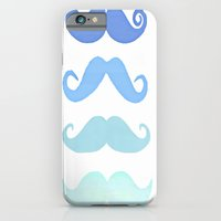 iPhone & iPod Case featuring Moustache by Amy Copp