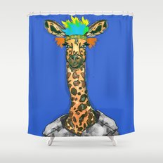 This is Carnaval. Shower Curtain