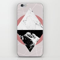 Geometric Textures 3 iPhone & iPod Skin