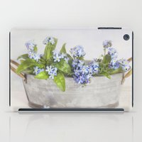 forget-me-not iPad Case