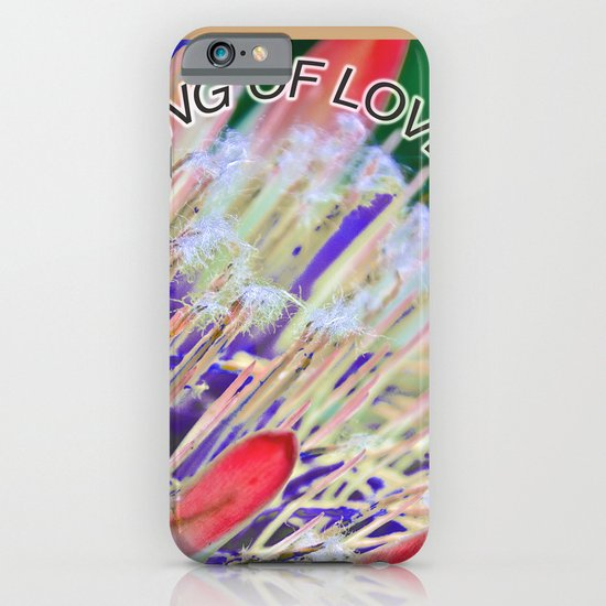 Ring of Love iPhone & iPod Case