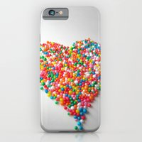 Colorful Heart iPhone 6 Slim Case