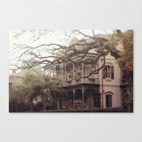 New Orleans Southern Beauty Canvas Print