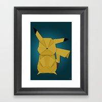 Pikami Framed Art Print