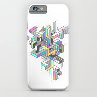 iPhone & iPod Case featuring Tetral by Benjamin White