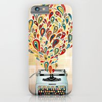 iPhone & iPod Case featuring our secret language by Asja Boros