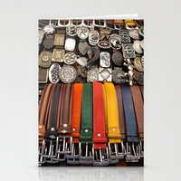 Italian Leather Belts, F… Stationery Cards