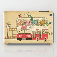 Hakuna Matata, The Child… iPad Case