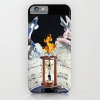 iPhone & iPod Case featuring Rock & Roll Comics: Pink Floyd by SRB Productions