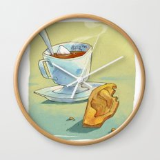 Perfect morning Wall Clock
