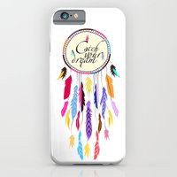 iPhone & iPod Case featuring Dreamcatcher by Olga Whass