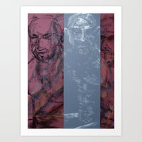 Second Reign Of Vladimir Art Print