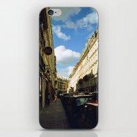 Paris in 35mm Film: Rue Malher in Le Marais iPhone & iPod Skin