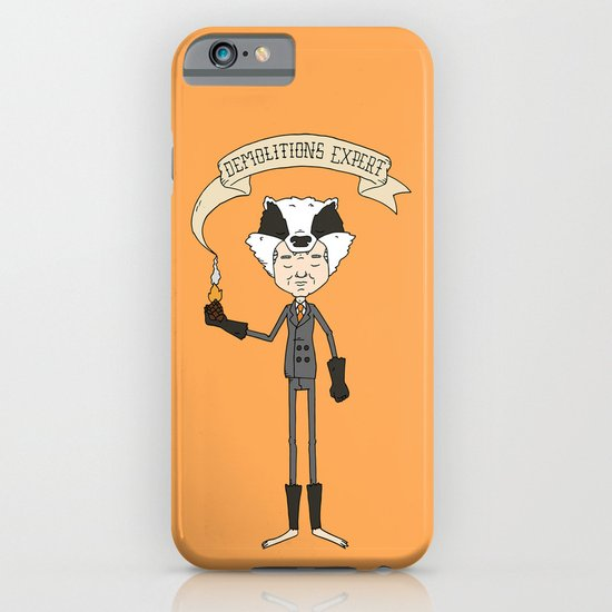 Badger iPhone & iPod Case