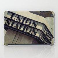 Union Station iPad Case