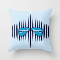 Tension Throw Pillow