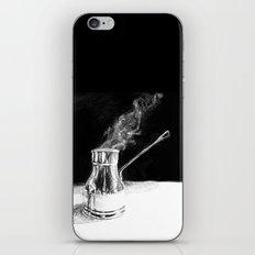 Arabic Coffee iPhone & iPod Skin