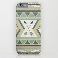 Aztec Pattern Arrows  iPhone 6 Slim Case