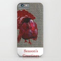 Season's Greetings 02 iPhone 6 Slim Case