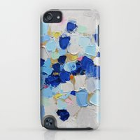 iPod Touch Cases featuring Amoebic Party No. 2 by Ann Marie Coolick