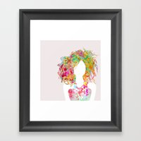 Bedhead Framed Art Print