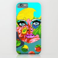 iPhone & iPod Case featuring Flower power by Jessica Tobin