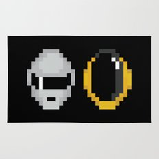 Daft Pixels Rug