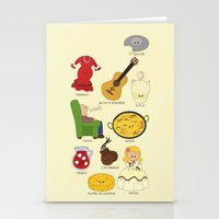 Spain Is Different Stationery Cards