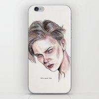 River P iPhone & iPod Skin