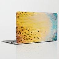 MYSTIC GARDEN Lovely Fai… Laptop & iPad Skin