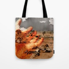 kuraklık Tote Bag