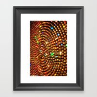 Color Travel part 1 Framed Art Print