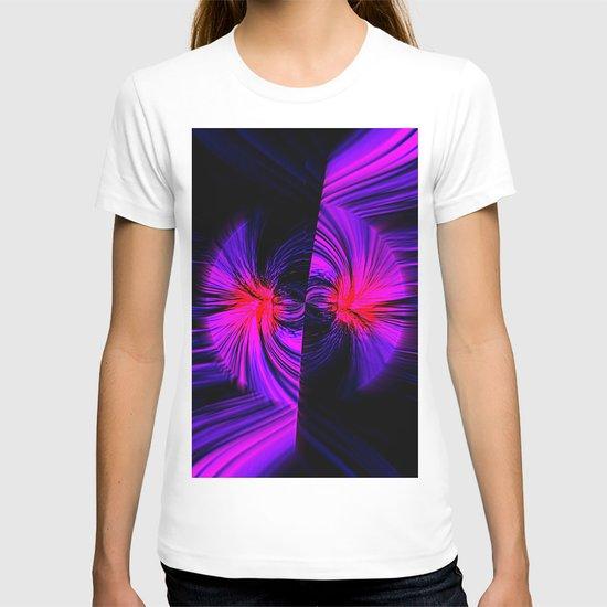 abstract  v T-shirt