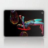 Rainbow Spell Laptop & iPad Skin