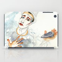 Ashes To Ashes iPad Case