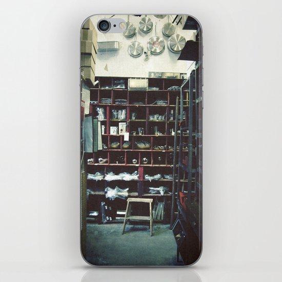 Paris Cook Shop iPhone & iPod Skin