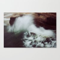Guadalupe Wave Canvas Print