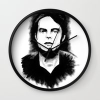 DARK COMEDIANS: Bill Had… Wall Clock