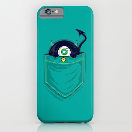Pocket Monster iPhone & iPod Case