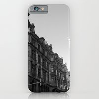 iPhone & iPod Case featuring Past Present by Msimioni