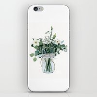 Forest Bouquet iPhone & iPod Skin