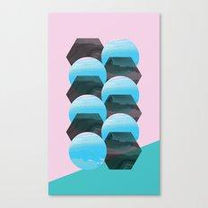 clonixina Canvas Print