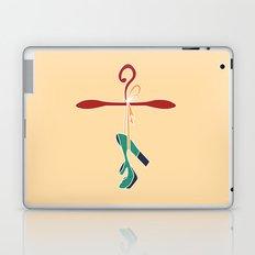 Shoe Laptop & iPad Skin