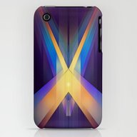Angular Color iPhone (3g, 3gs) Slim Case