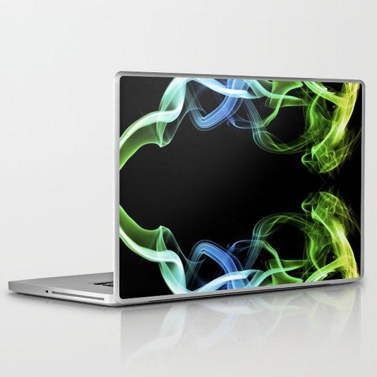 Smoke Photography #34 Laptop & iPad Skin