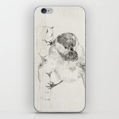 Robin iPhone & iPod Skin